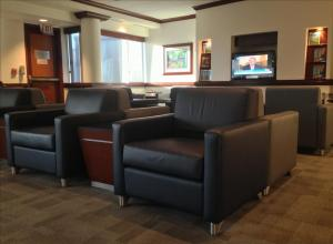 CLT Concourse B Lounge