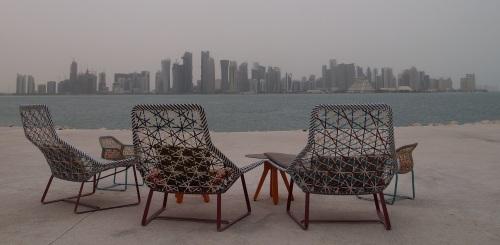The Doha Skyline - My New City