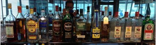 Plenty of drink options