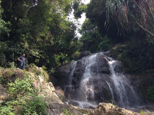 Na Muang Waterfall
